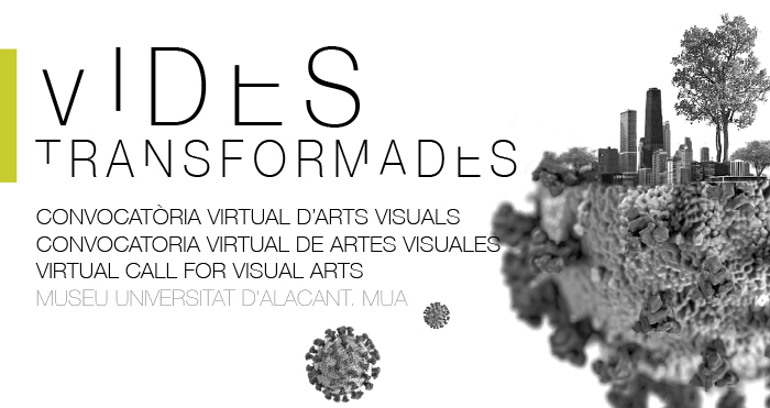 "CONVOCATORIA EXPOSICIÓN VIRTUAL ""VIDAS TRANSFORMADAS"""